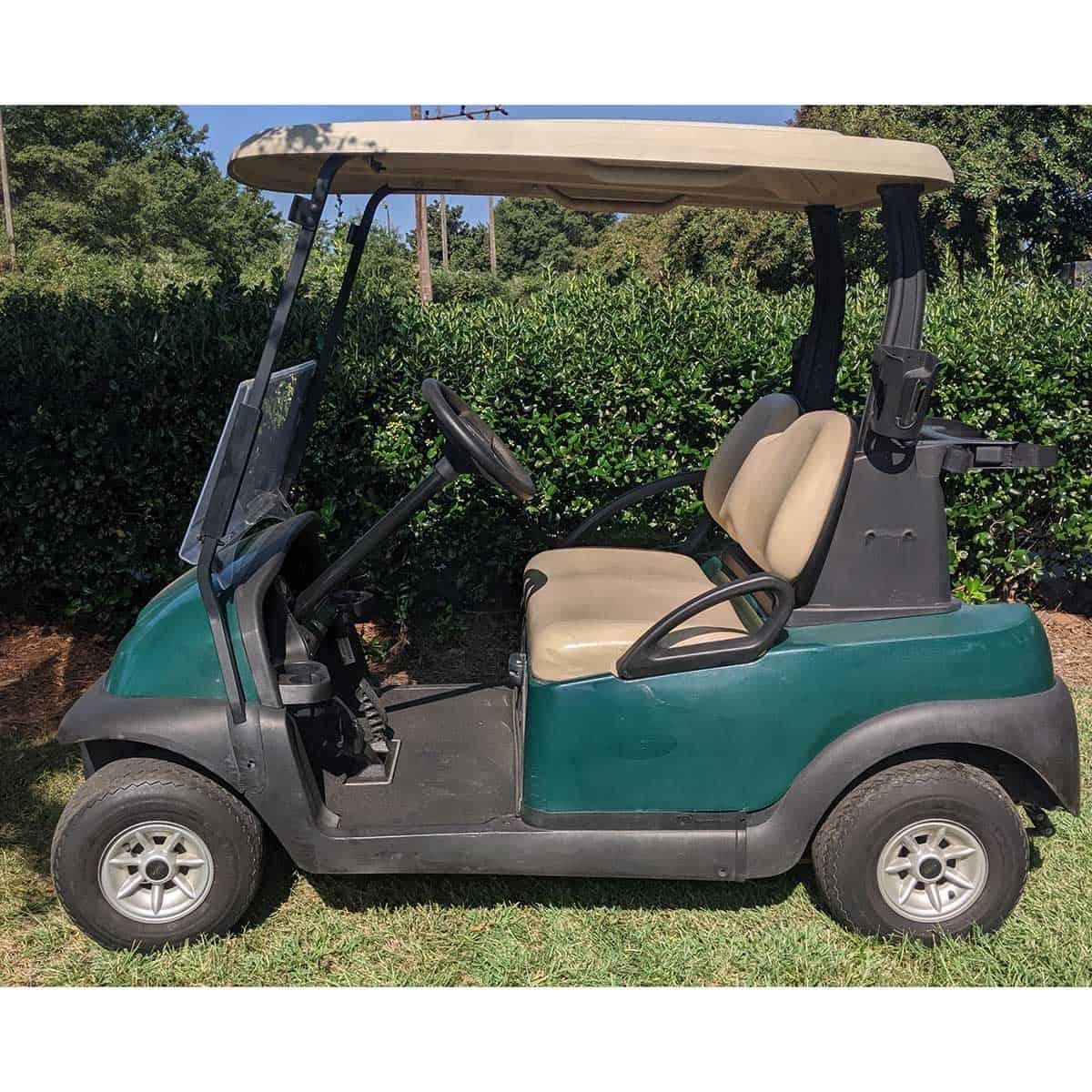 Green-2015-Club-Car-2-Pass-Side