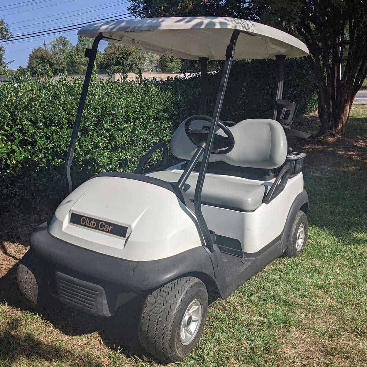 White-2014-Club-Car-2-Pass-Front