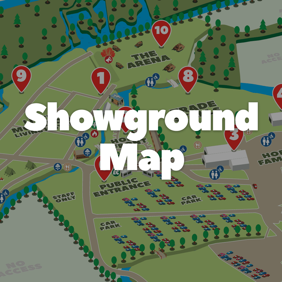 Show Layout and Maps
