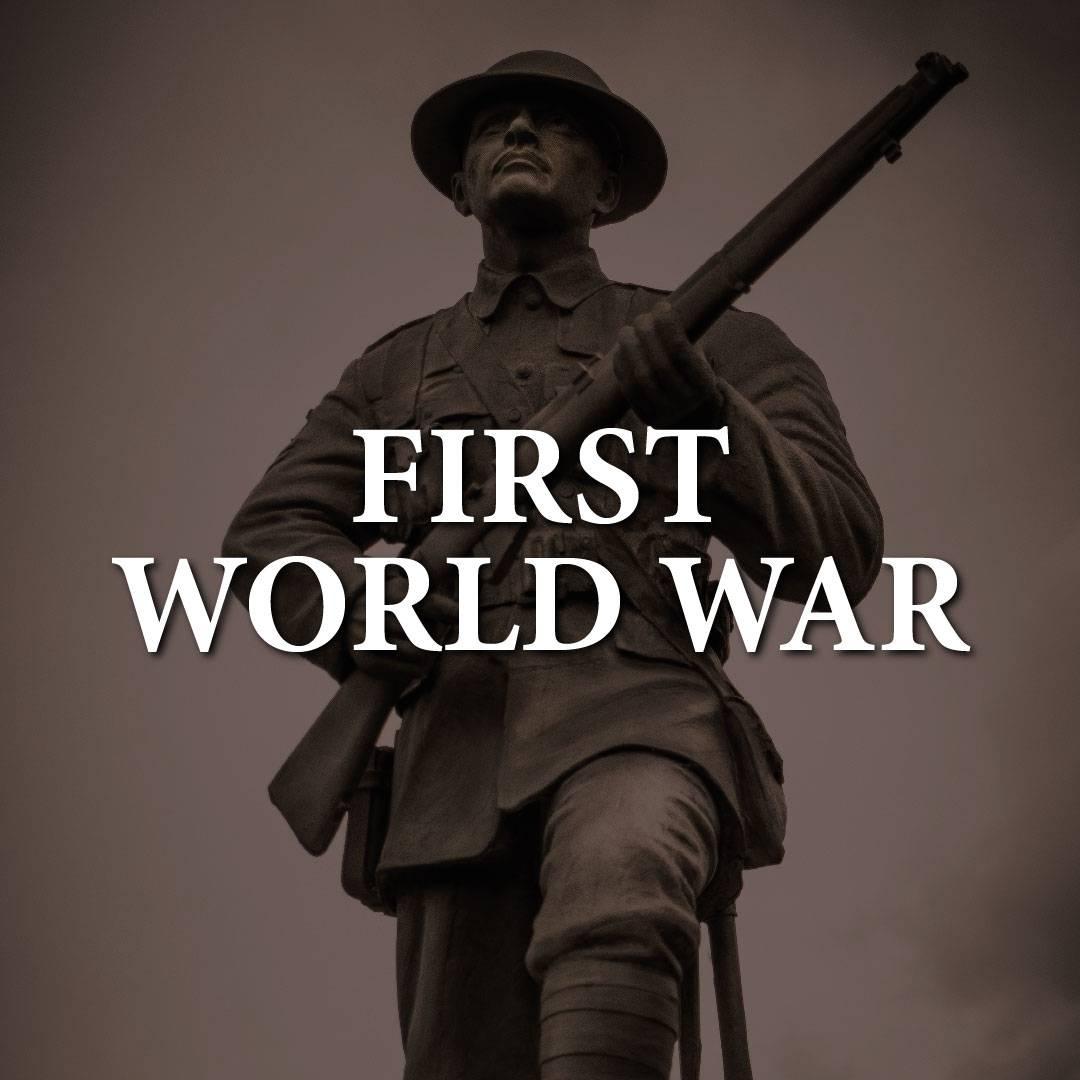 WW1 Display