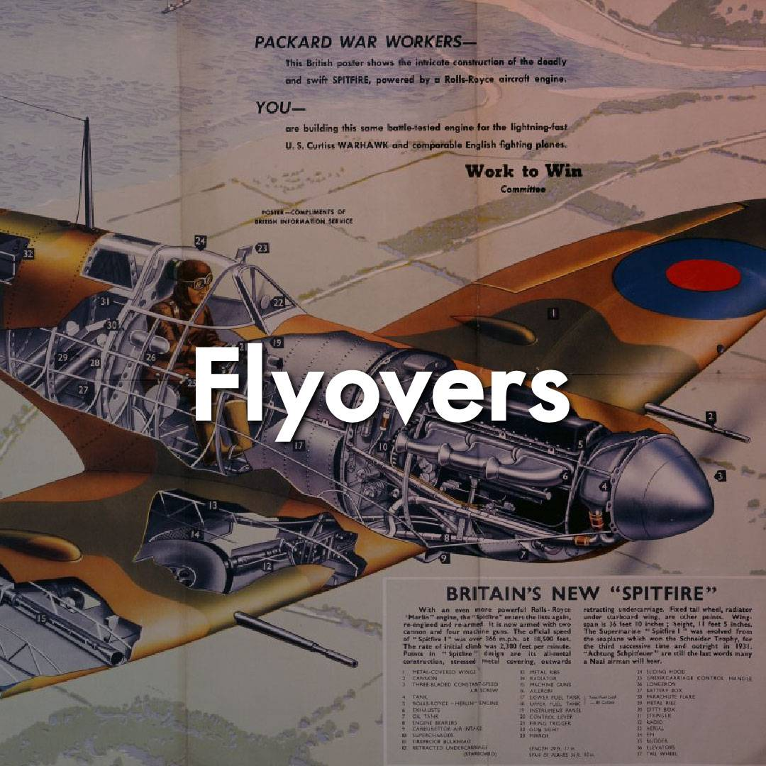 Flyovers