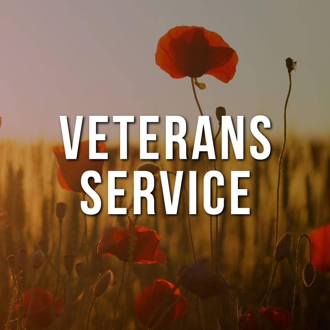 Veterans Service