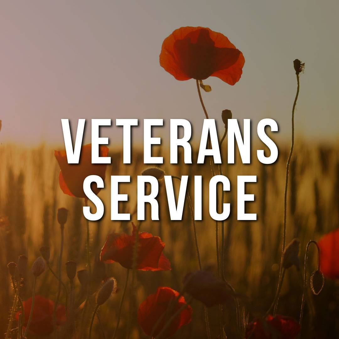 Veterans Service War and Peace