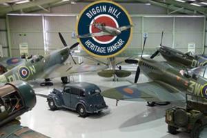 Biggin Hill Heritage Hanger