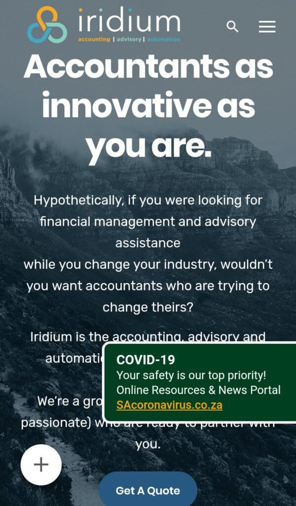 iridium accounting best business apps tools small business owner