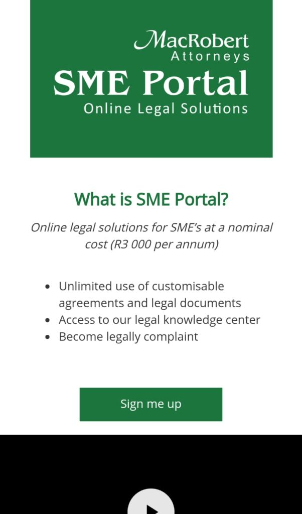 macrobert sme portal business apps android 2020 ultimate guide getlion south africa