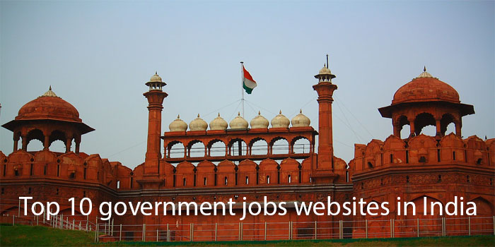 Top 10 government jobs websites in India 2020