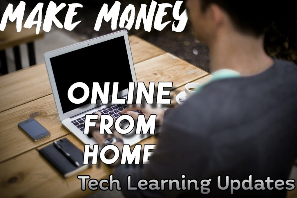 10 Easy Ways to Make Money Online at home (Work from Home)