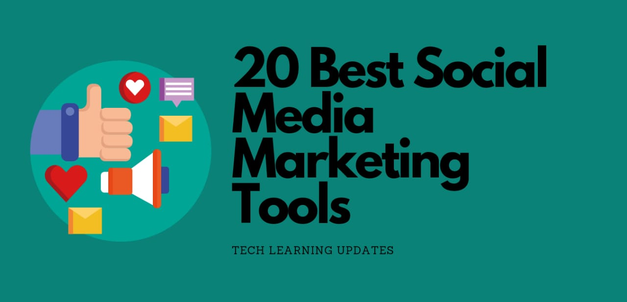 20 Social Media Tools You Need to Be Powerful Online