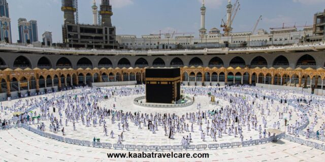 15 days umrah packages from Hyderabad