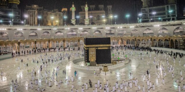 Ramadan umrah packages from Hyderabad