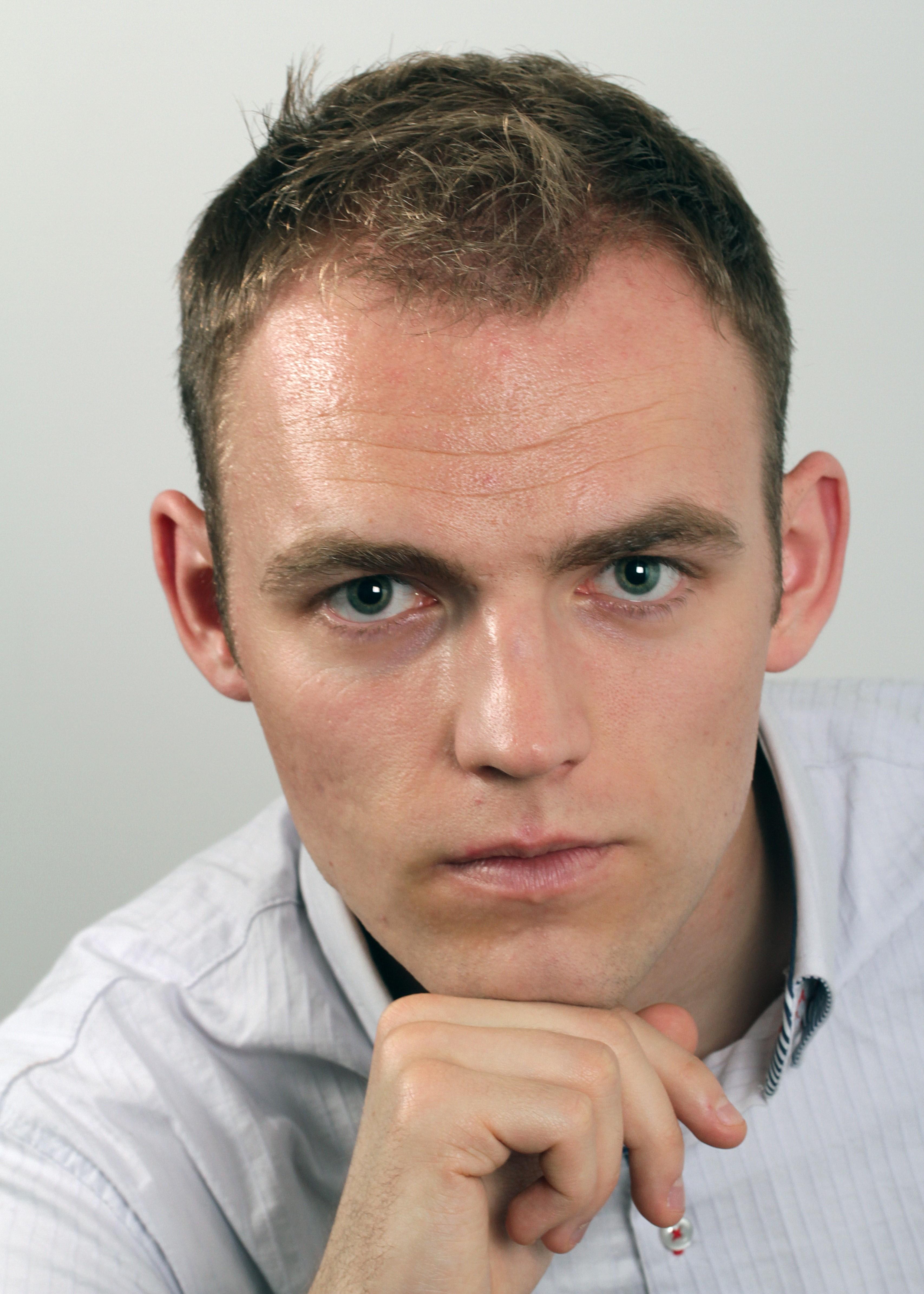 Daniel Markowicz portrait