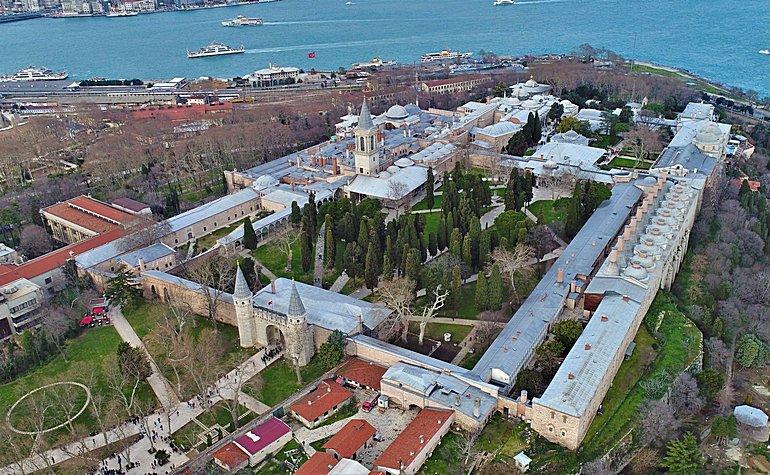 Istanbul City Laoyver Tour Topkapi Palace