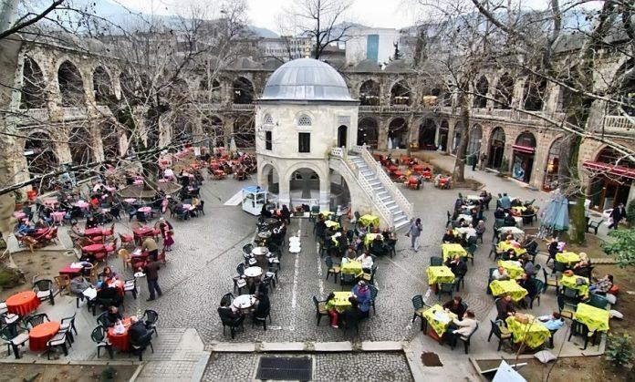 Silk Market(Koza Han) Bursa
