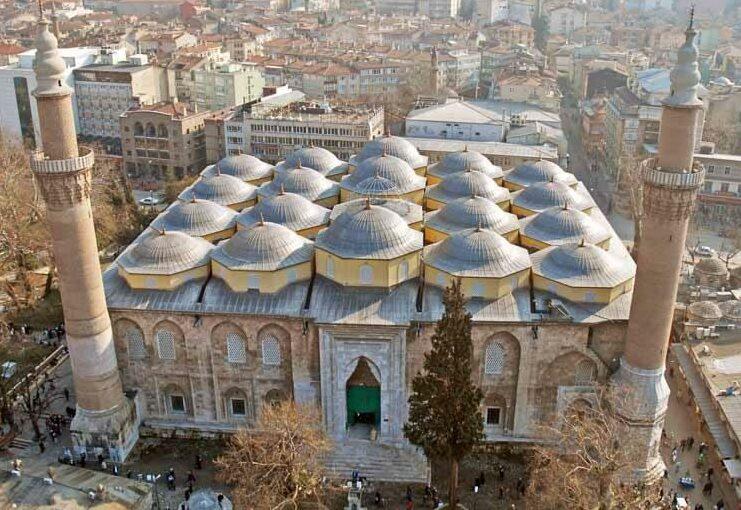 Daily Bursa Tour Grand Mosque of Bursa