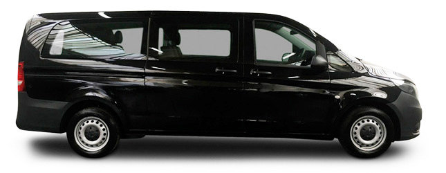 Istanbul Airport Taxi Minivans