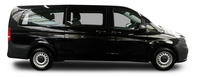 Istanbul Airport Taxi Minivans
