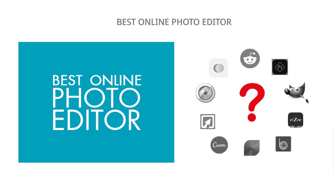 FixThePhoto top 10 photo editors