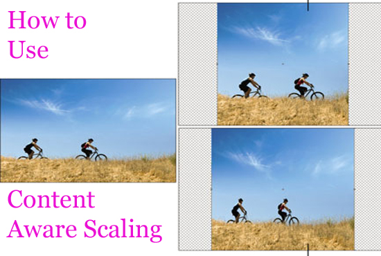How to Use Photoshop Content Aware Scaling