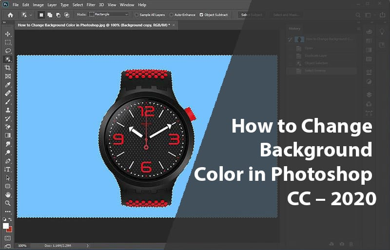 How To Add A Background To A Photo