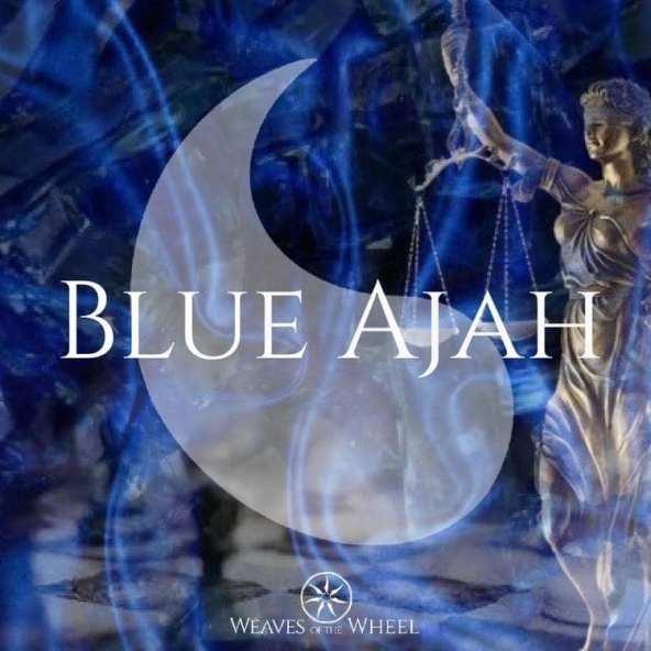 Blue Ajah Artwork by Weaves of the Wheel