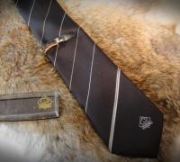 Puma Tie with SkinMaster Tie Clasp