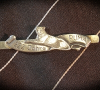 Tie Clasp for 222 Year Anniverssary 1991