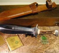 Nimrod Model 3595 1986 Left Side Etch