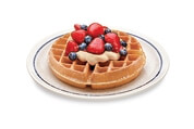 Berries & Cream Waffle