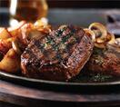 Sizzling Steak Duo