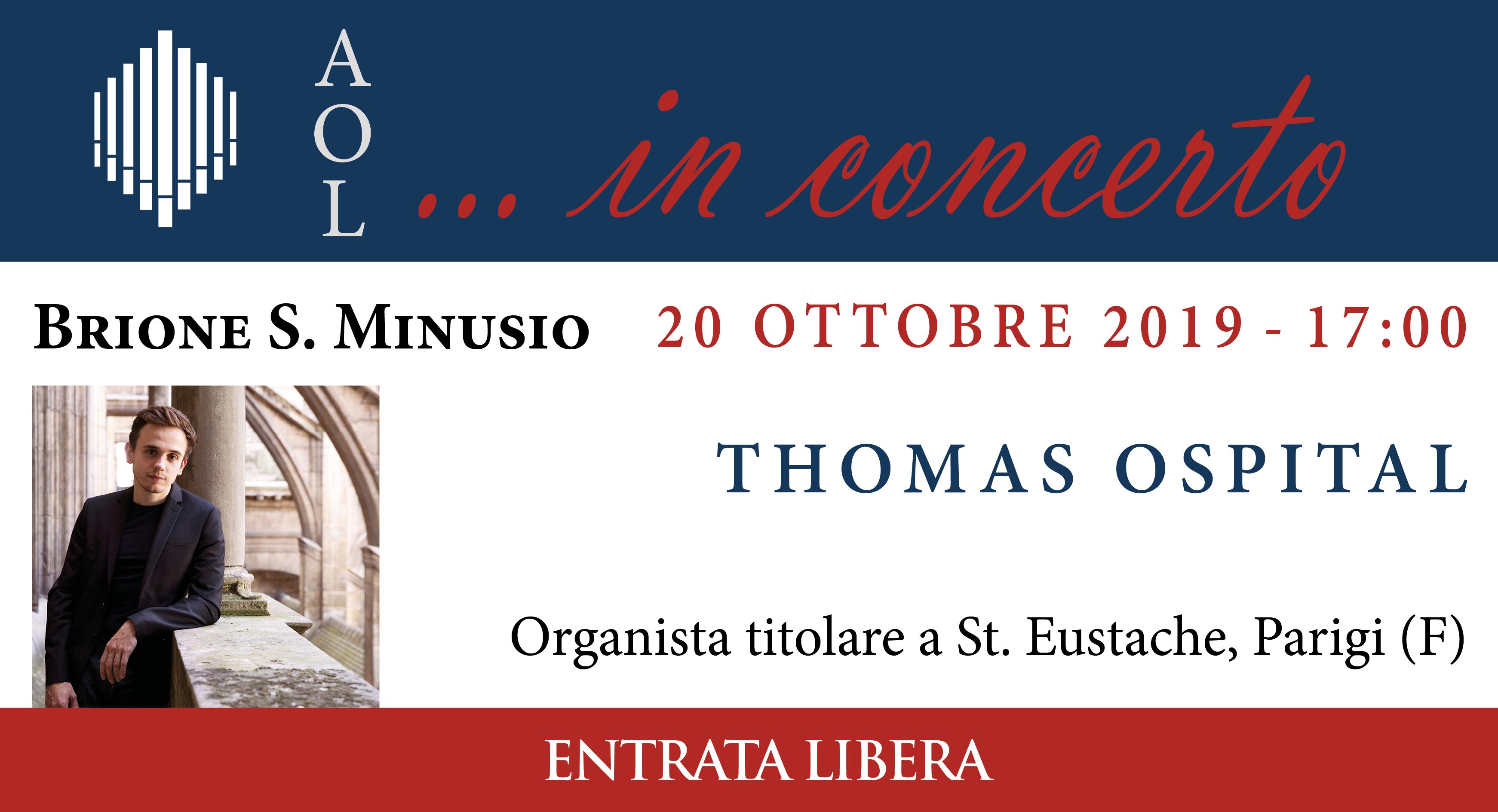 AOL in concerto - Thomas OSPITAL