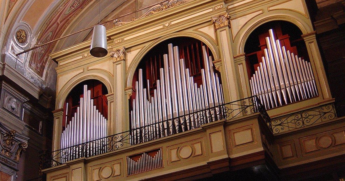 Masterclass di organo II parte