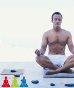 חבילת איזון צ'אקרות לגברים