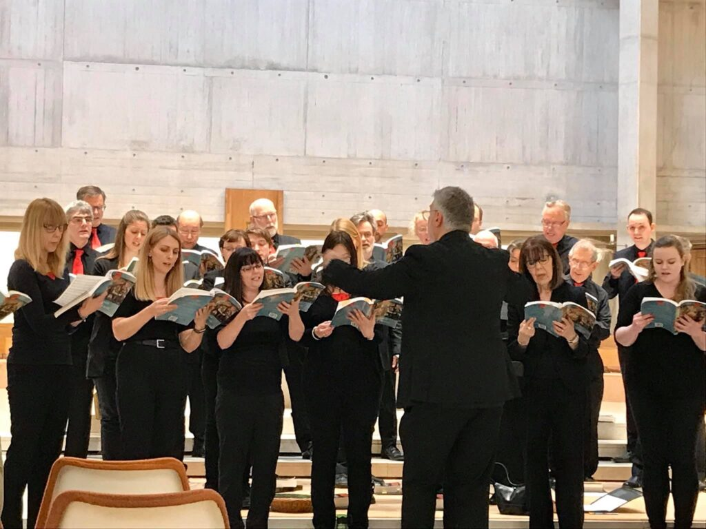 Jubilate at Clifton Cathedral