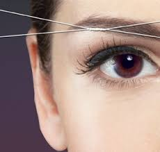 eyebrow threading silsden