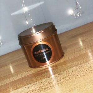 equilibrium at home wax candle