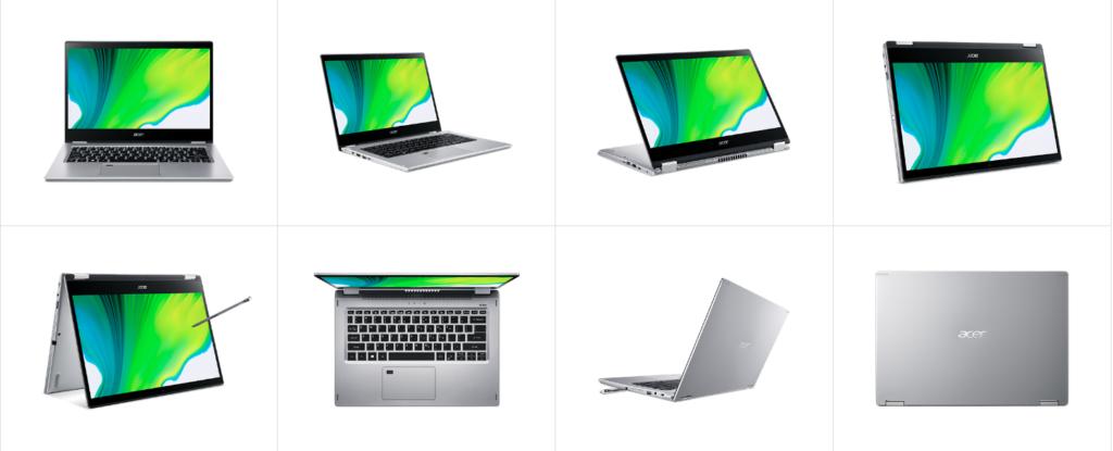Acer SP314 54N 53BF Laptop