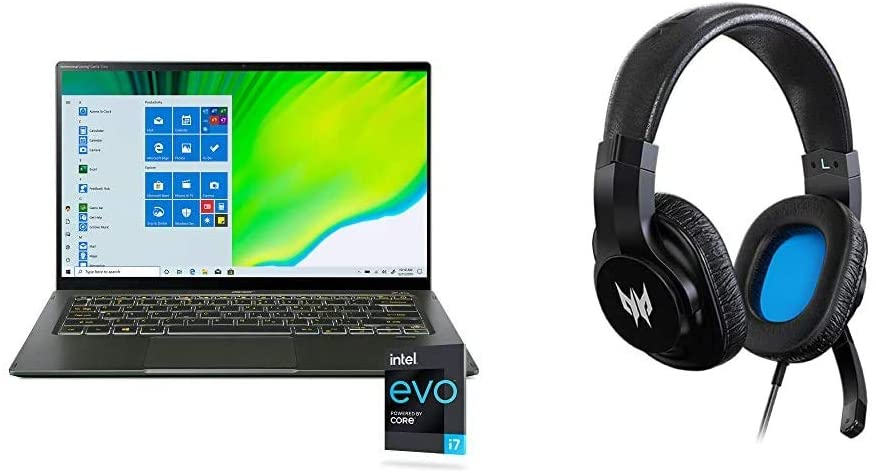 Acer Swift 5 Intel EVO SF514 55TA 74EC