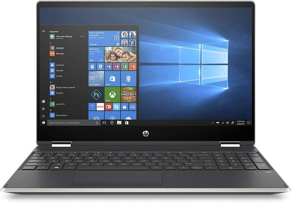 HP 15 dq2020nr Envy x360 Laptop