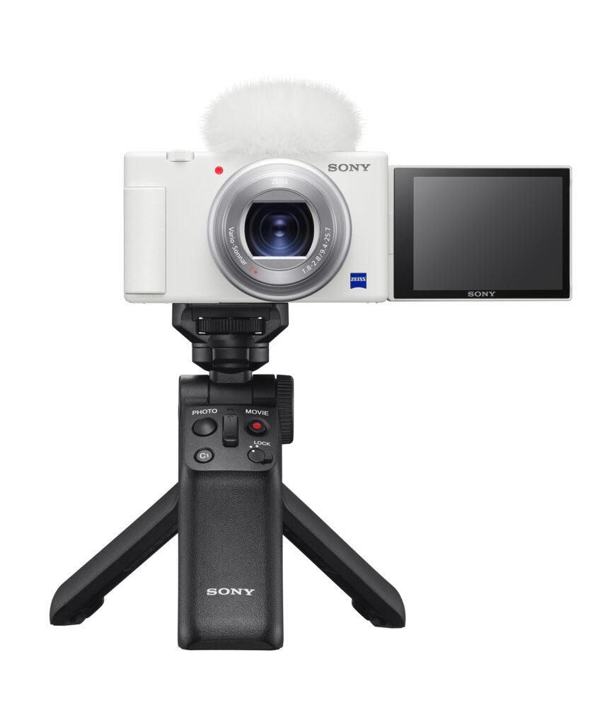 Sony ZV 1 White Camera