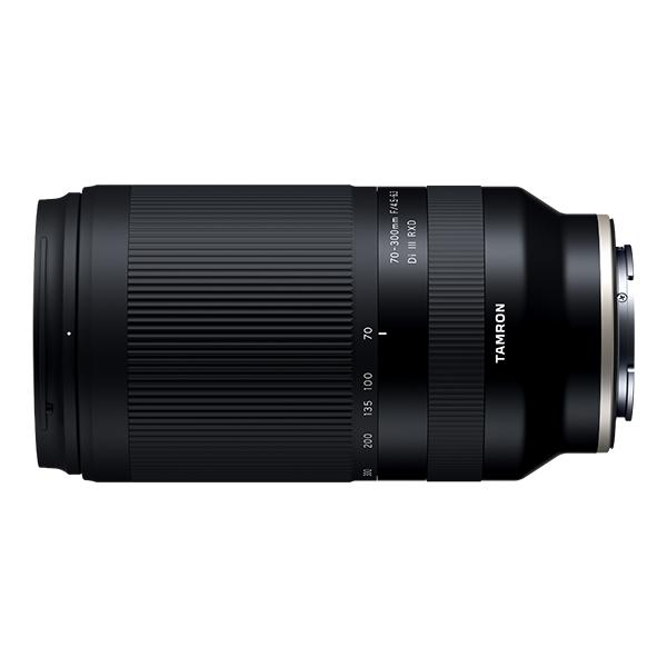 Tamron 70 300mm Sony E mount lens