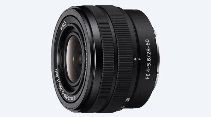 Sony FE 28 60mm SEL2860 lens