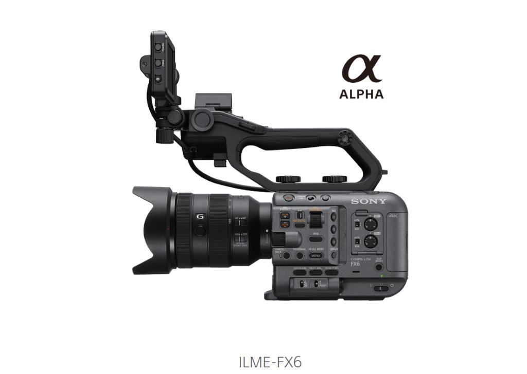 Sony FX6 Amazon US Pre order