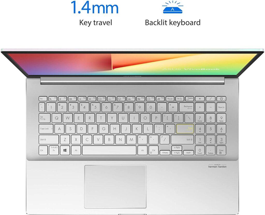 ASUS VivoBook S15 S533 S533EA DH51 WH laptop