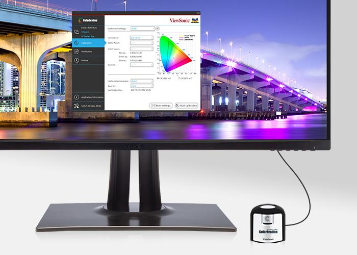 ViewSonic VP3481a ColorPro Monitor