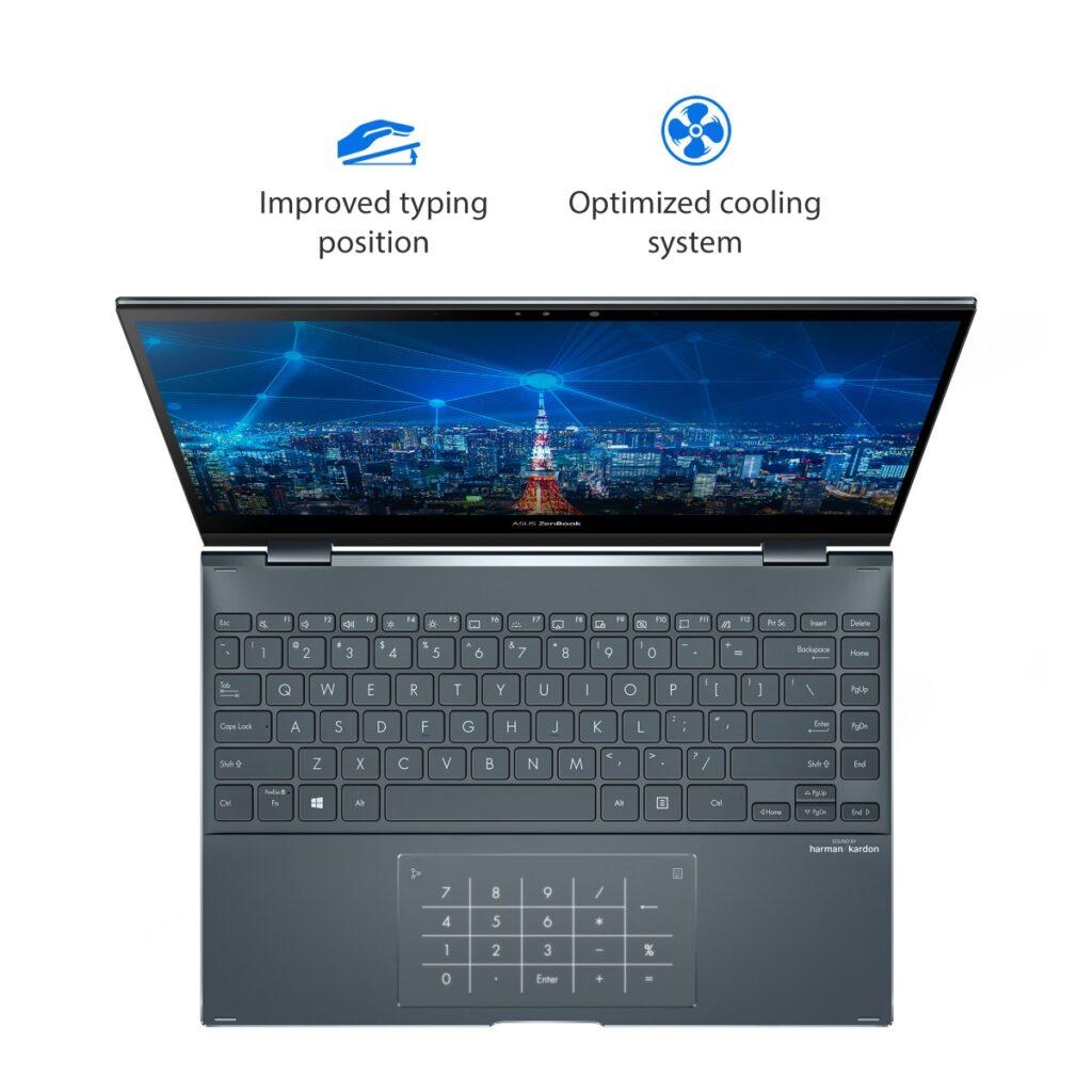 ASUS ZenBook Flip 13 UX363EA XH71T Laptop Price
