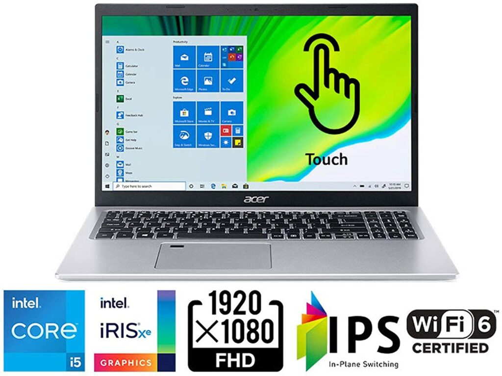Acer Aspire 5 A515 56T 574E