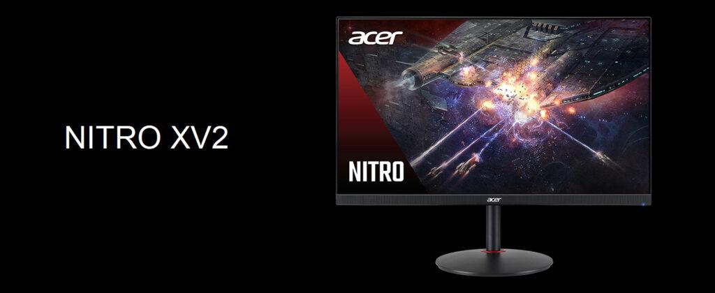 Acer Nitro XV252Q Zbmiiprx Monitor