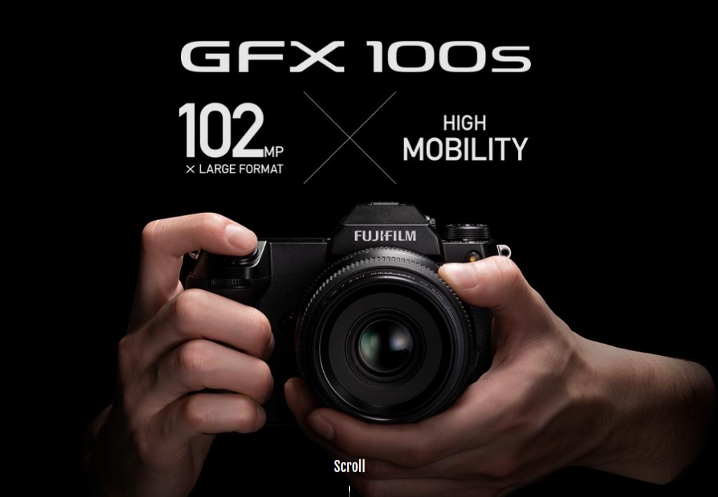Fujifilm GFX 100S Camera Amazon US