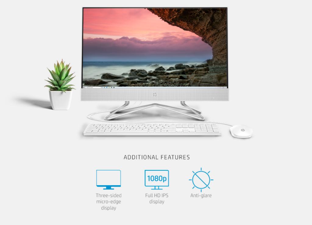 HP 24 df1250 AIO PC Amazon price